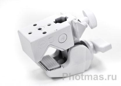Зажим (кламп) Manfrotto 635/035 окрашенный белый